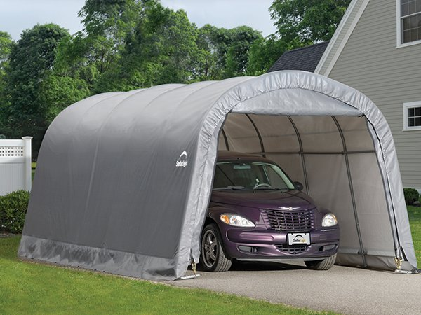 Garage in a Box RoundTop