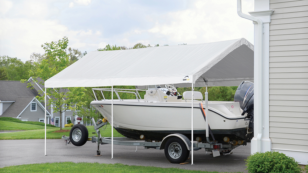 Boat Storage. & 5 Summer Storage Solutions for All Your Seasonal Needs ...