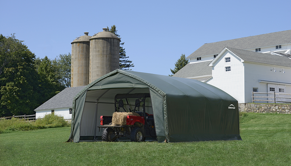 Car Types Of Shelters : Types of car shelters for summer vehicle protection