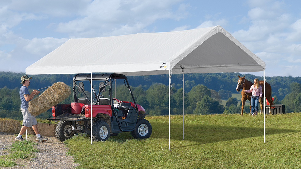 reputable site 8d635 055eb The AccelaFrame: 5 Places to Use Your Easy Up Canopy ...
