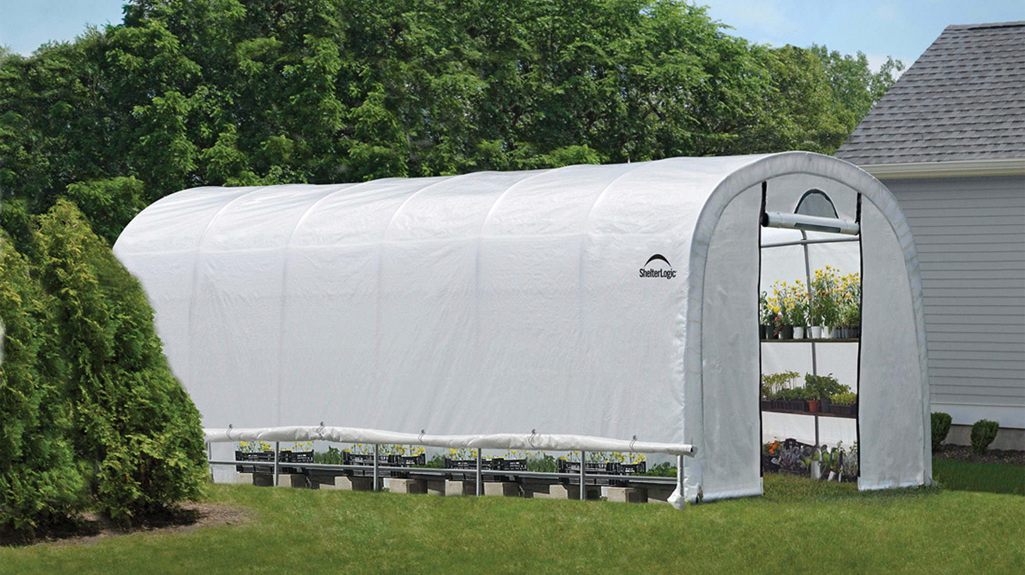 Shelterlogic Corp Shade Shelter And Storage