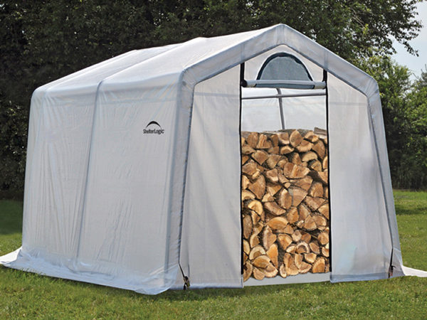 how to stack firewood, firewood seasoning shed, seasoning firewood