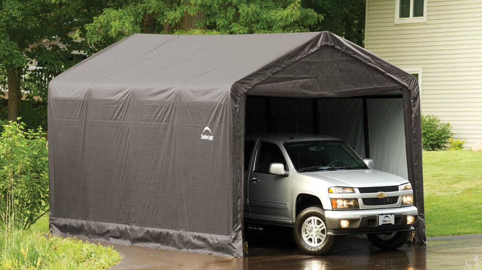 4 Reasons to Buy a Portable Garage - ShelterLogic Canada