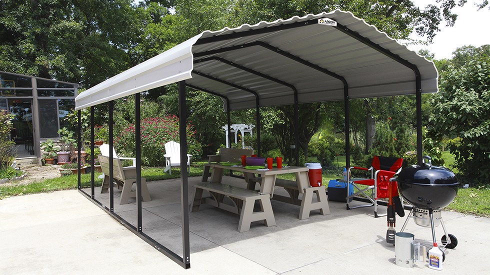 What is a carport