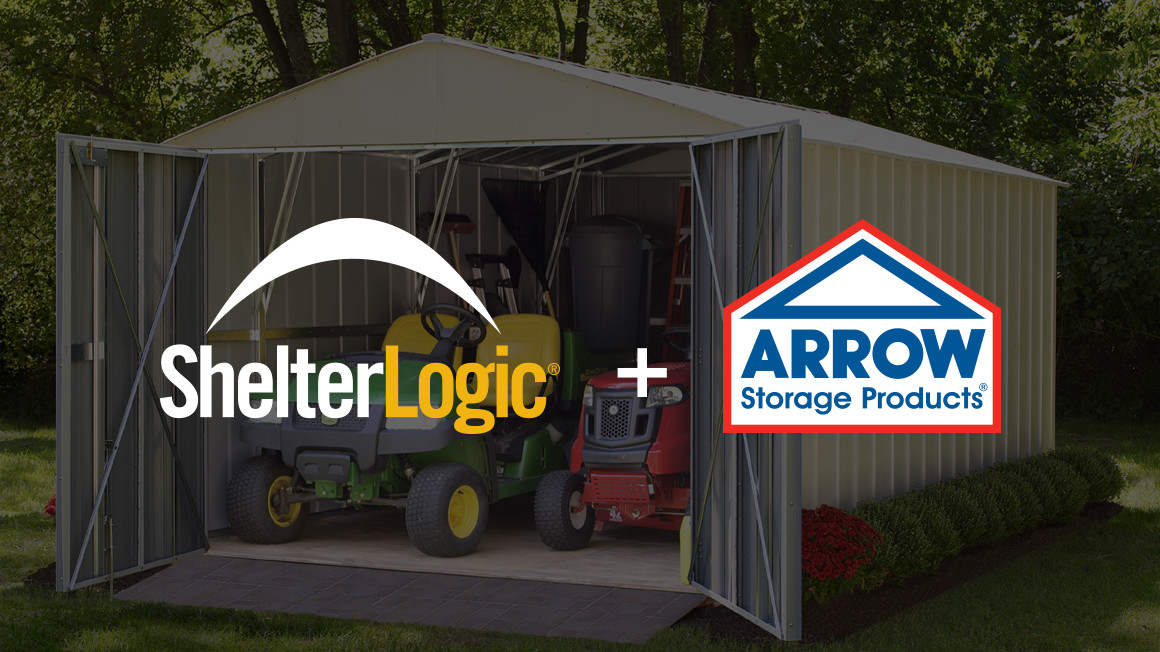 Shelterlogic Announces The Acquisition Of Arrow Sheds Leading Metal