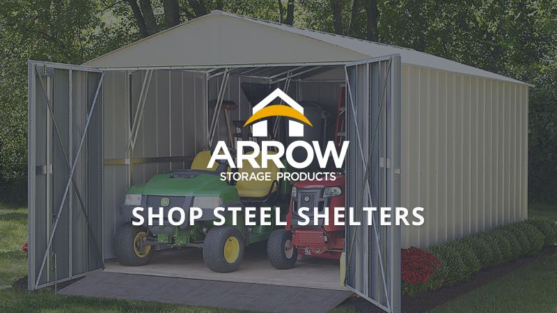 Shop Steel Shelters